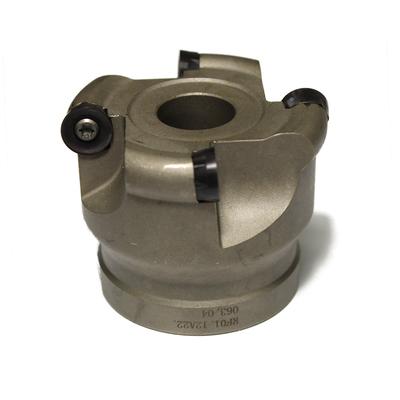 Фреза торцевая с механическим креплением пластин, 63 мм