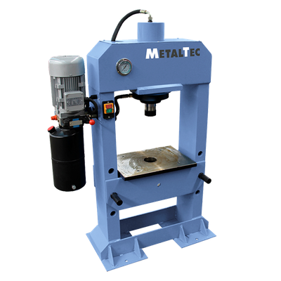 Гидравлический пресс  MetalTec HP 50