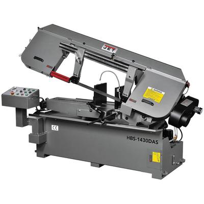 HBS-1430DAS Полуавтоматический ленточнопильный станок