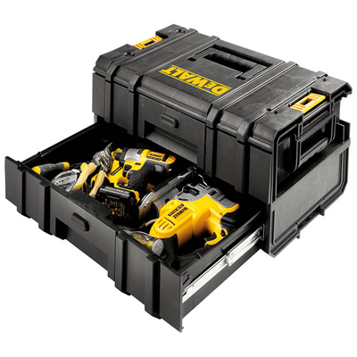 Ящик-модуль DS250 для системы DEWALT TOUGH SYSTEM 4 IN 1 DWST1-70728