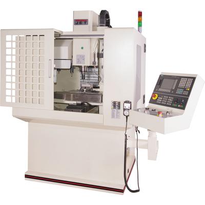 JMD-10S CNC, фрезерный с ЧПУ Siemens 808D (12000 об/мин)