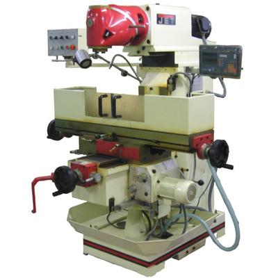JUM-1144 DRO Универсальный фрезерный станок, 400В