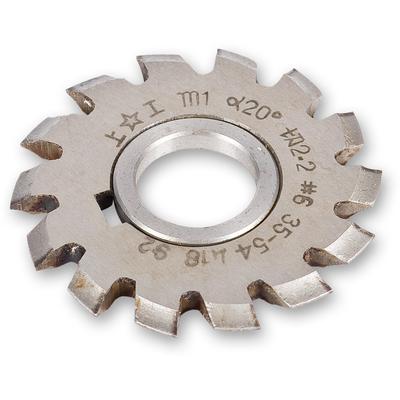 JUM-X1, модульная дисковая фреза 50хМ1