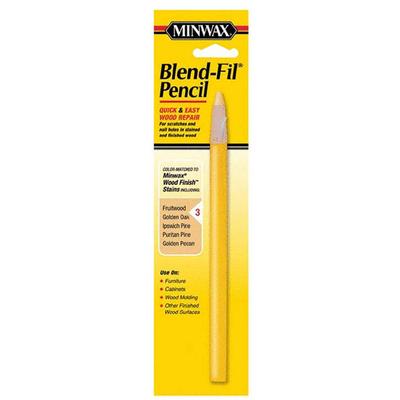 Карандаш для подкраски и ремонта ЛКП Minwax BLEND-FIL #1