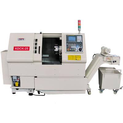 KDCK-25F CNC Токарный станок с ЧПУ Fanuc 0i-MATE MD