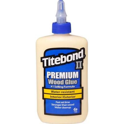 Клей Titebond II Premium столярный влагостойкий 37 мл