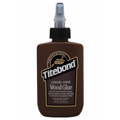 Клей Titebond Liquid Hide Glue протеиновый (эффект состарившегося дерева) 237 мл