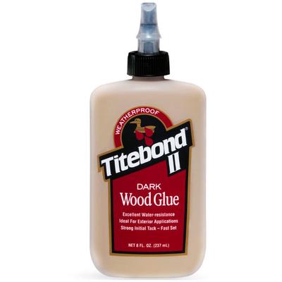 Клей Titebond Dark Wood Glue Клей для темных пород дерева 237 мл
