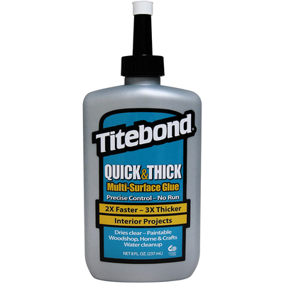 Клей Titebond Quick Thick 237 мл