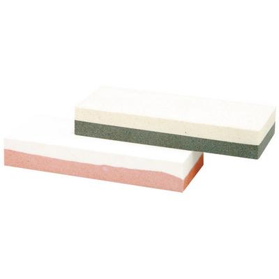 Комбинированные точильные камни грубое 100 / тонкое 320 125х50х20