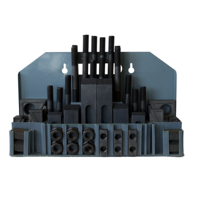 Комплект прихватов для 18 мм Т-образного паза
