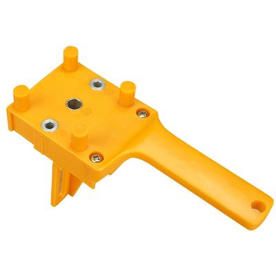Кондуктор для сверления отверстий под мебельные шканты 6, 8, 10 мм