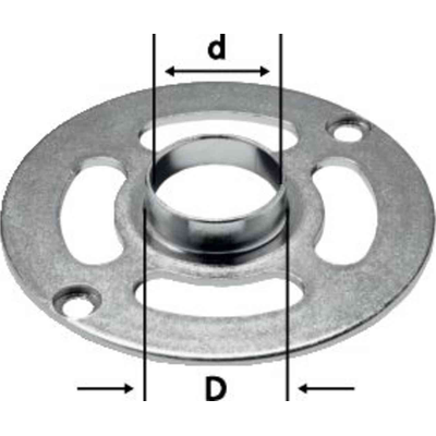 Копировальное кольцо KR-D 24/OF 900