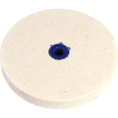 Круг для точила 200x25x16 мм, 40G, белый