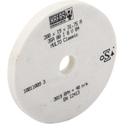 Круг шлифовальный 200x19x31,75 (JPSG-1020AH) белый