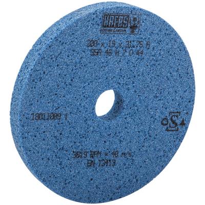 Круг шлифовальный 200x19x31,75 (JPSG-1020AH) синий