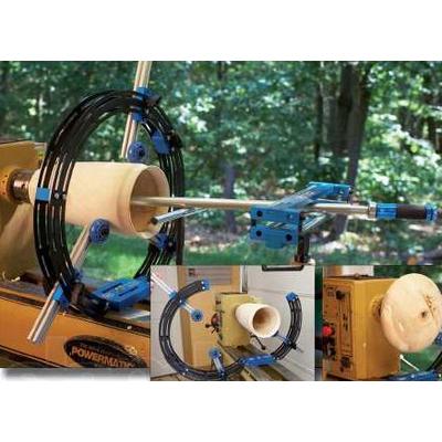 Люнет для токарных работ по дереву Multi-Rest