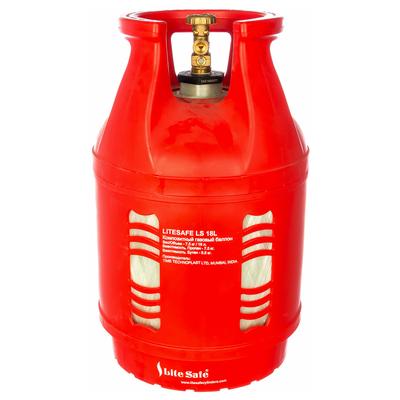 Полимерно-композитный газовый баллон LS 18L