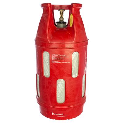 Полимерно-композитный газовый баллон LS 35L