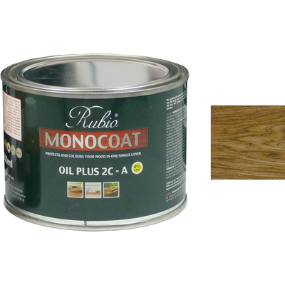 Масло Castle brown Rubio Monocoat Oil plus 2C comp A 275 мл