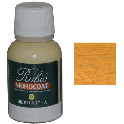 Масло Citrine Rubio Monocoat Oil plus 2C comp A 20 мл