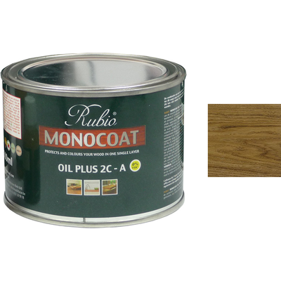 Масло Dark Oak Rubio Monocoat Oil plus 2C comp A 275 мл