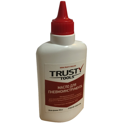 Масло для пневмоинструмента Trusty 100мл
