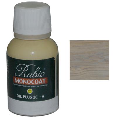 Масло Gris Belge Rubio Monocoat Oil plus 2C comp A 20 мл