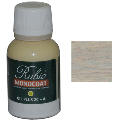 Масло Nordic Blue Rubio Monocoat Oil plus 2C comp A 20 мл
