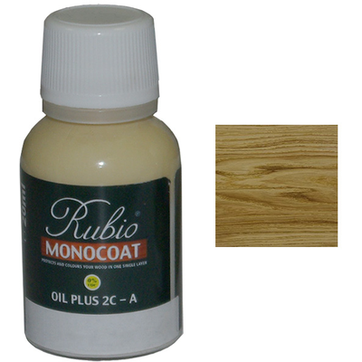 Масло Oak Rubio Monocoat Oil plus 2C comp A 20 мл