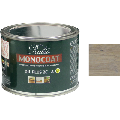 Масло Sky Grey Rubio Monocoat Oil plus 2C comp A 275 мл