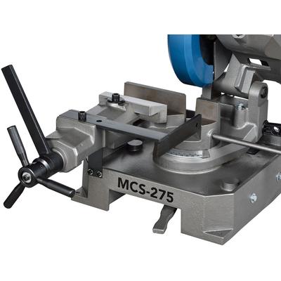 MCS-275T Дисковый отрезной станок c подставккой и диком.
