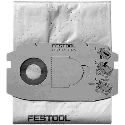 Мешок-пылесборник, компл. из. 5 шт. SC FIS-CT MINI/5