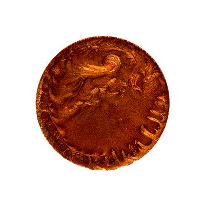 Металлизированный пигмент бронза для эпоксидной смолы 10 г