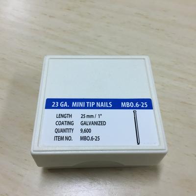 Микрогвоздь 25 мм, 23 тип, 9600 шт