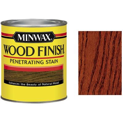 Морилка Minwax WF 222 цвет красная седона 237 мл