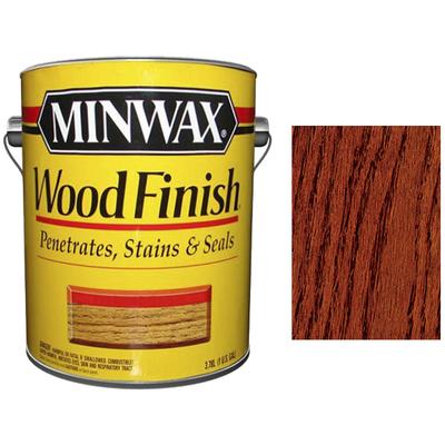 Морилка Minwax WF 222 цвет Красная Седона 3,785 л