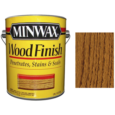Морилка Minwax WF 224 цвет Грецкий орех 3,785 л