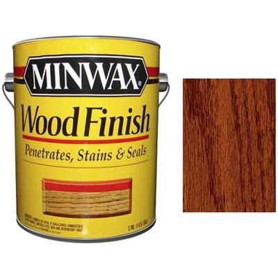 Морилка Minwax WF 232 цвет Красный каштан 3,785 л