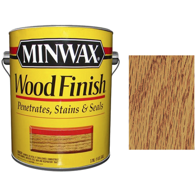 Морилка Minwax WF 245 цвет Золотой пекан 3,785 л