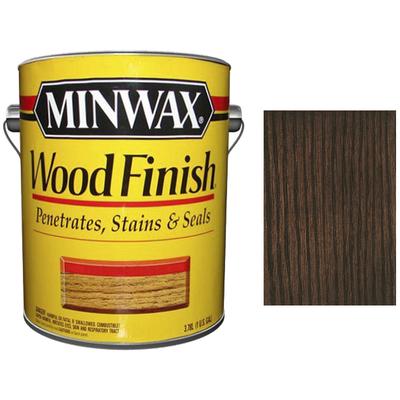 Морилка Minwax WF 2718 цвет Эбони 3,785 л
