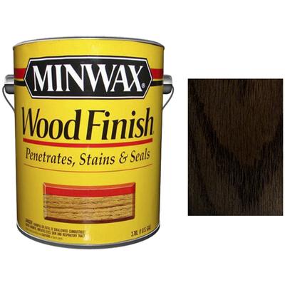 Морилка Minwax WF 274 цвет Черный 3,785 л
