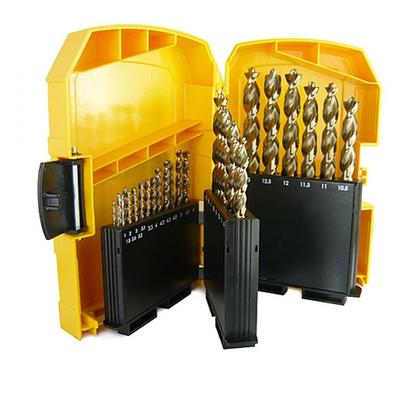 Набор сверл по металлу EXTREME 2, 1-13 мм, 29 шт.