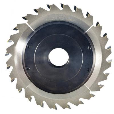 Насадная пазовая регулируемая фреза 160x3-6x30 мм
