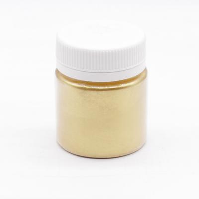 Пигмент золото для эпоксидной смолы Artline, 20 г