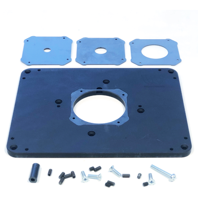 Пластина для крепления фрезеров TRA001 и CMT7E