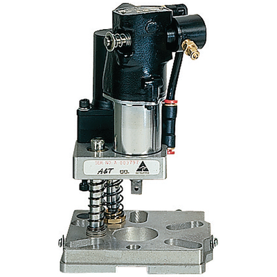 Пневматическая система крепления инструмента ISO30, M12 (JVM-836VS)