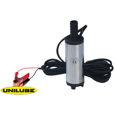 Погружной насос для перекачки дизельного топлива 12 V