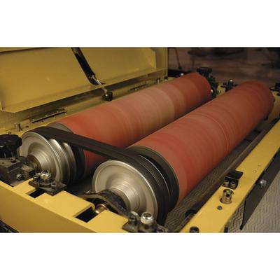 Powermatic DDS-225 Двухбарабанный шлифовальный станок 400В
