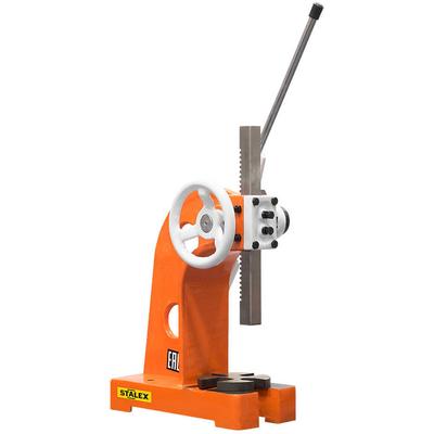 RAP-3 Пресс реечный с храповым механизмом